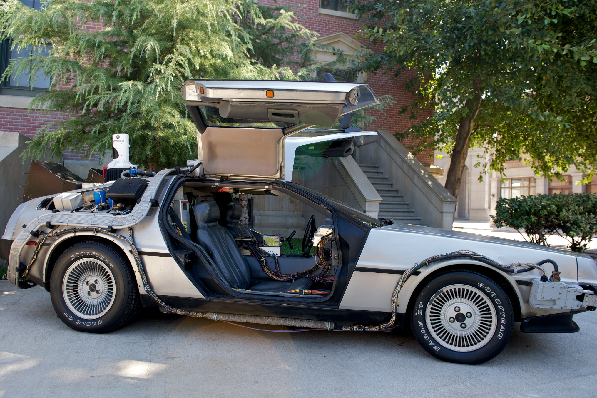 Photograph Delorean from Back to the Future by Josh Rubin on 500px