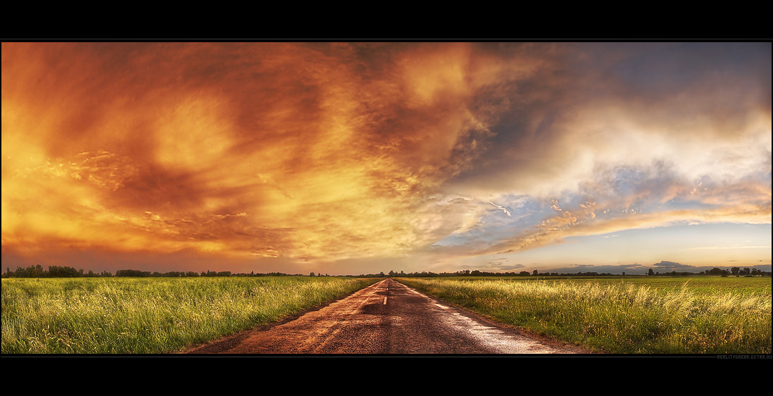 Photograph Between hell and heaven by Zsolt Zsigmond on 500px