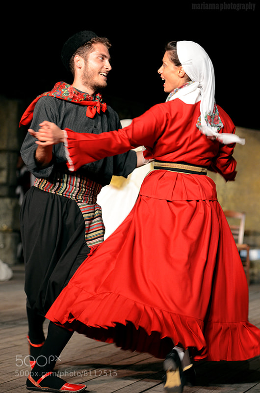 Photograph Greek traditional dances by Marianna Anagnostopoulou on 500px