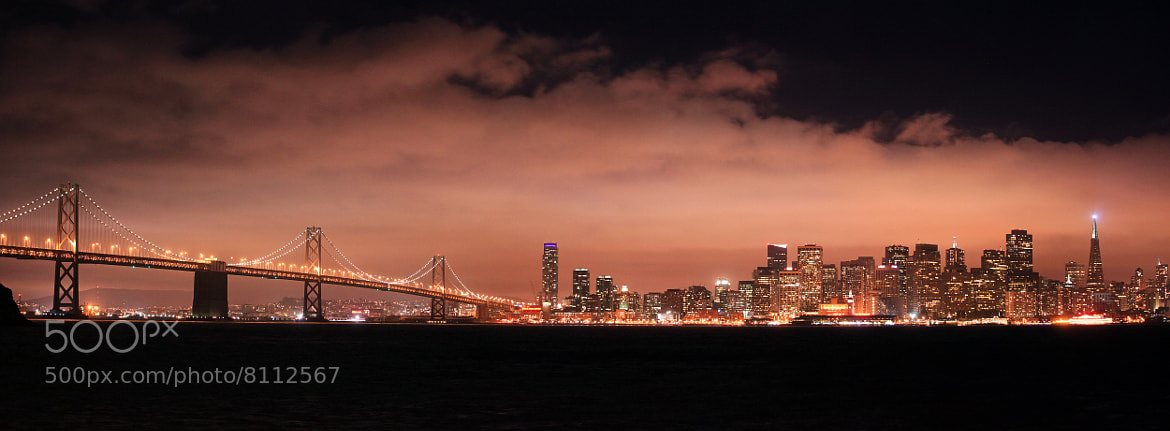 Photograph San Francisco & Bay Bridge by Jacky CW on 500px