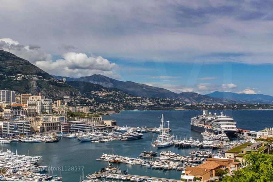 Monte Carlo, Monaco by sandipt