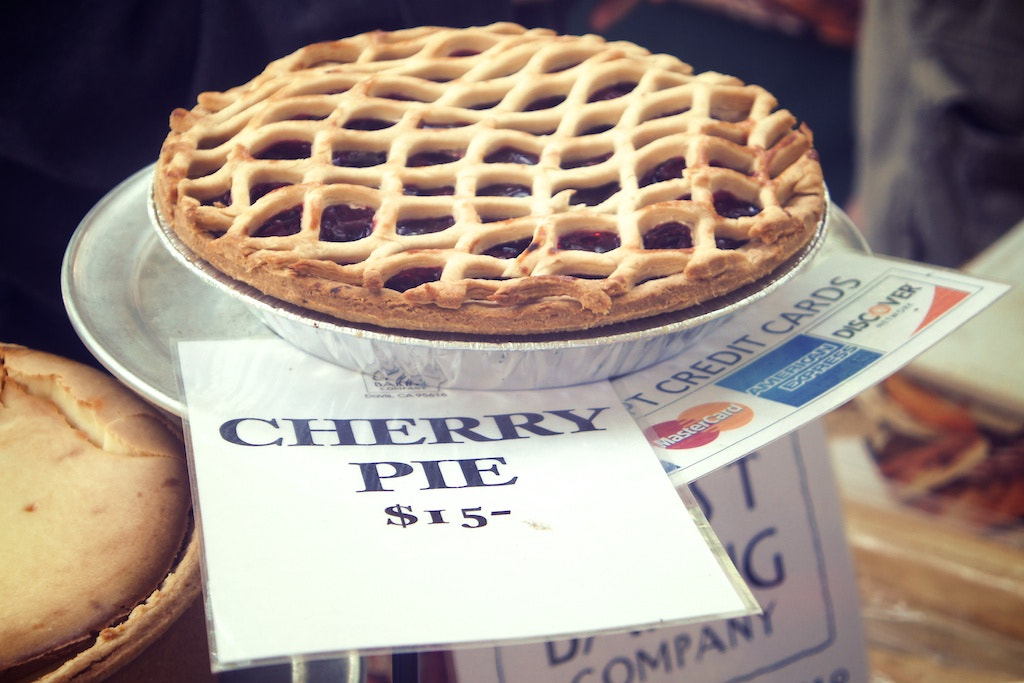 Photograph Cherry Pie by Thomas Moore on 500px