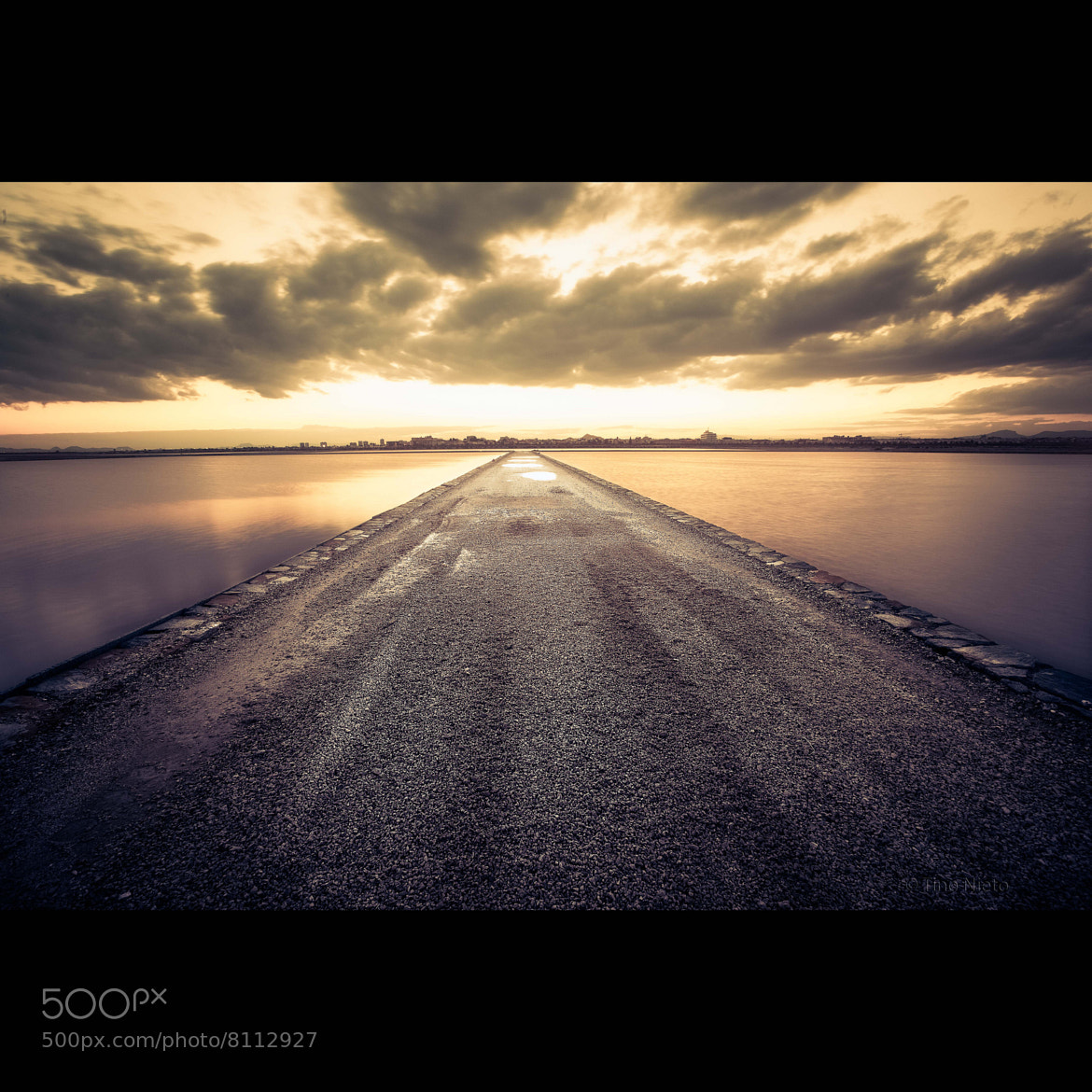 Photograph Carretera sin destino by Tino Nieto on 500px