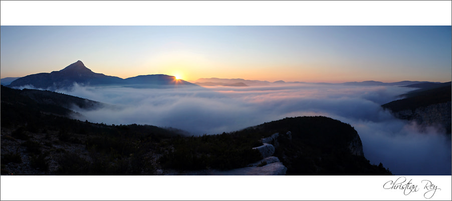 Photograph Sea of clouds by Christian Rey on 500px