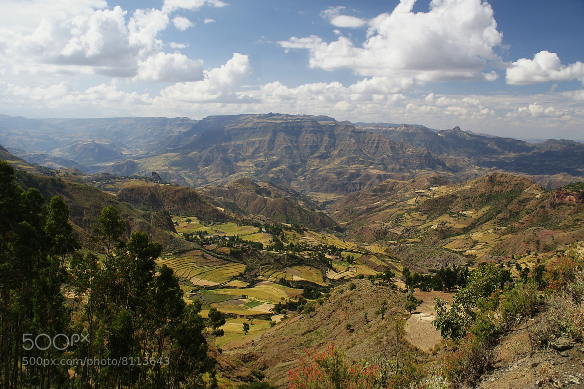 Photograph Ethiopian landscape by Branko Frelih on 500px