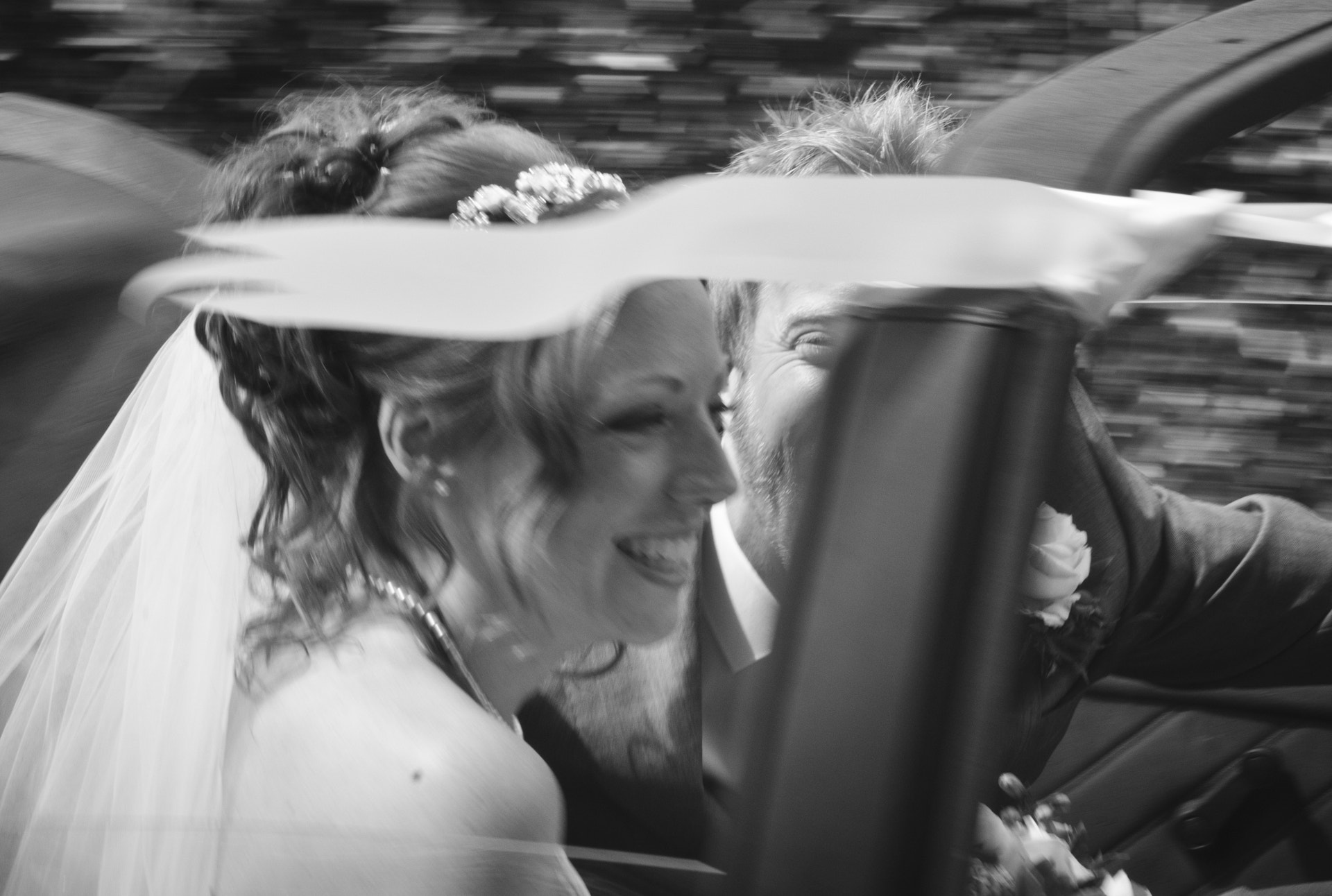 Photograph Rushing to the reception  by Luke Millward on 500px