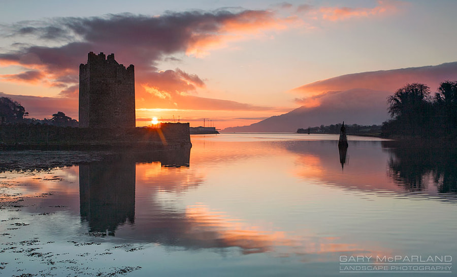 Narrowwater Sunrise by Gary McParland on 500px.com