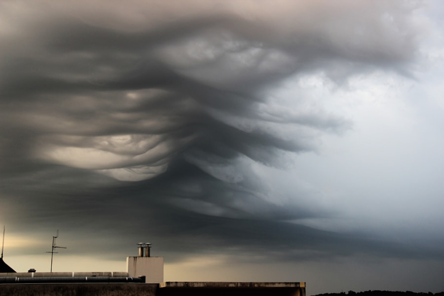 drapes clouds by Jimmy Zwiebel on 500px.com