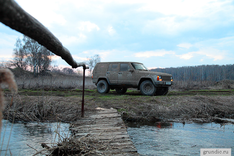Photograph Jeep Cherokee '92 by Andrey Bobkov on 500px