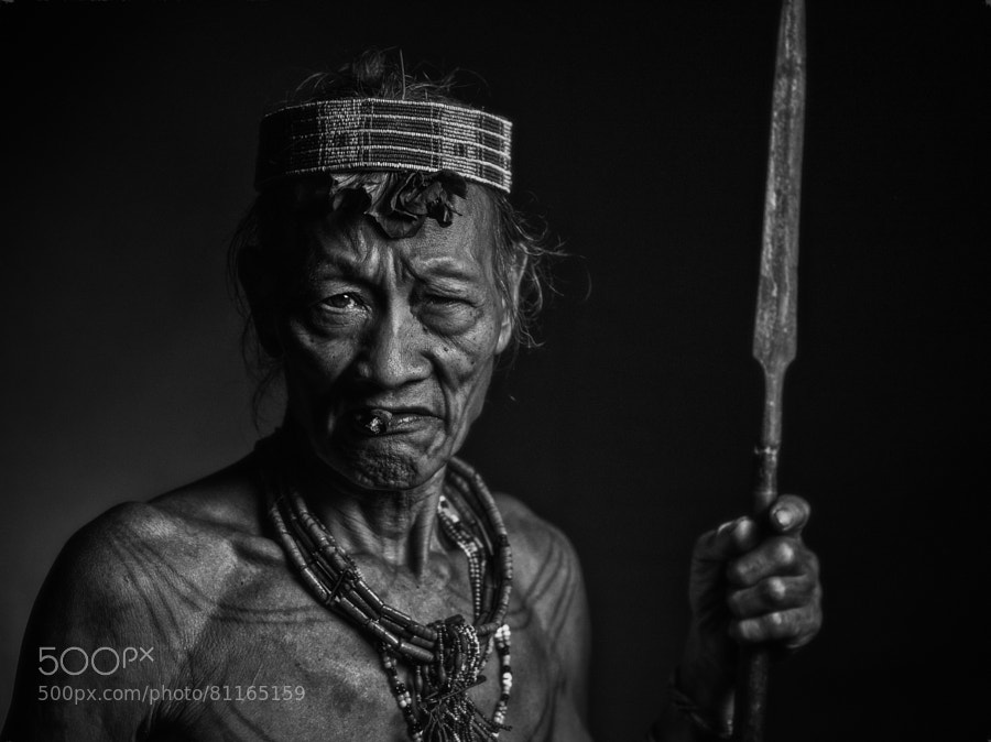Gobbaik Toikot from Siberut Island, Indonesia.