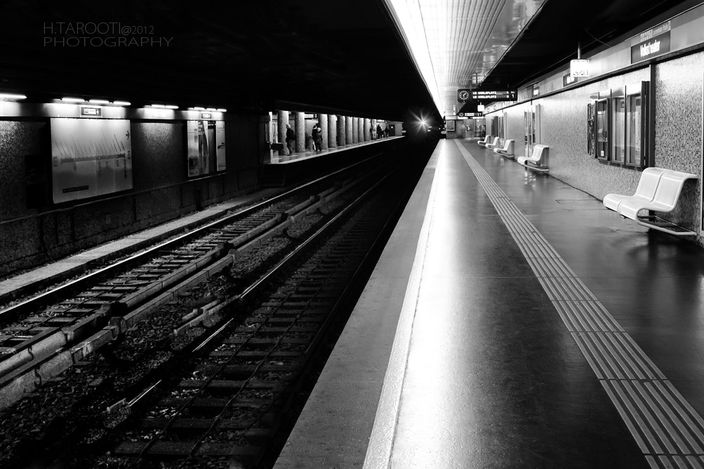 Photograph Underground Life by Hussain Tarooti on 500px