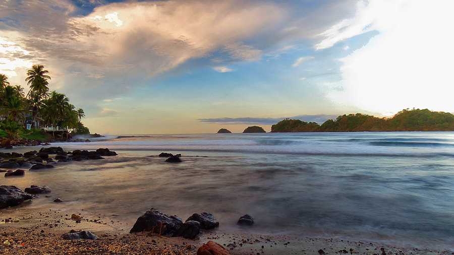 Photograph Isla Grande, Panamá by franklinsolis on 500px