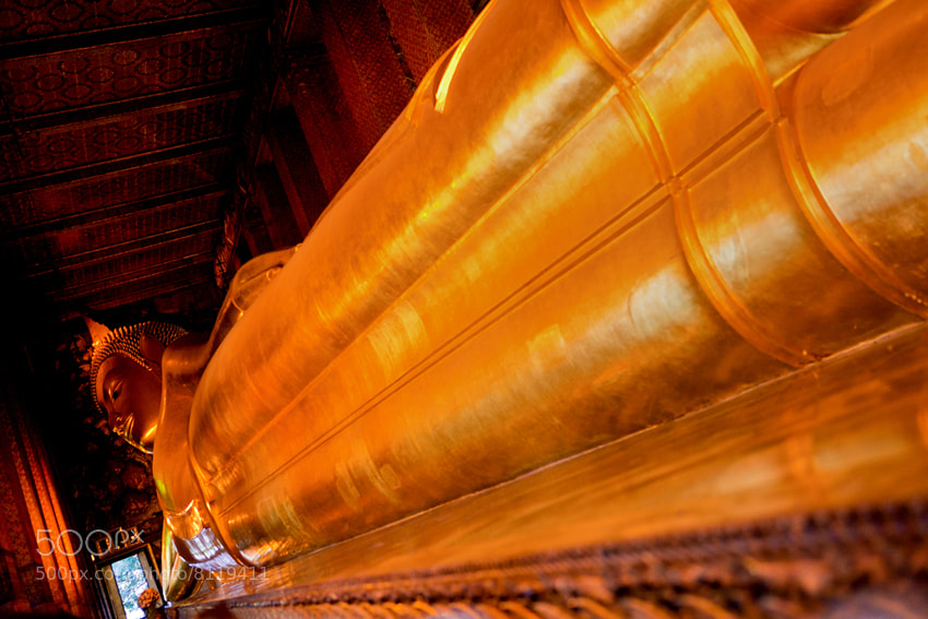 Photograph Buddha by Helminadia Ranford on 500px