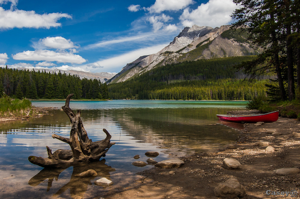 Photograph Lakeside by Luke Casey on 500px
