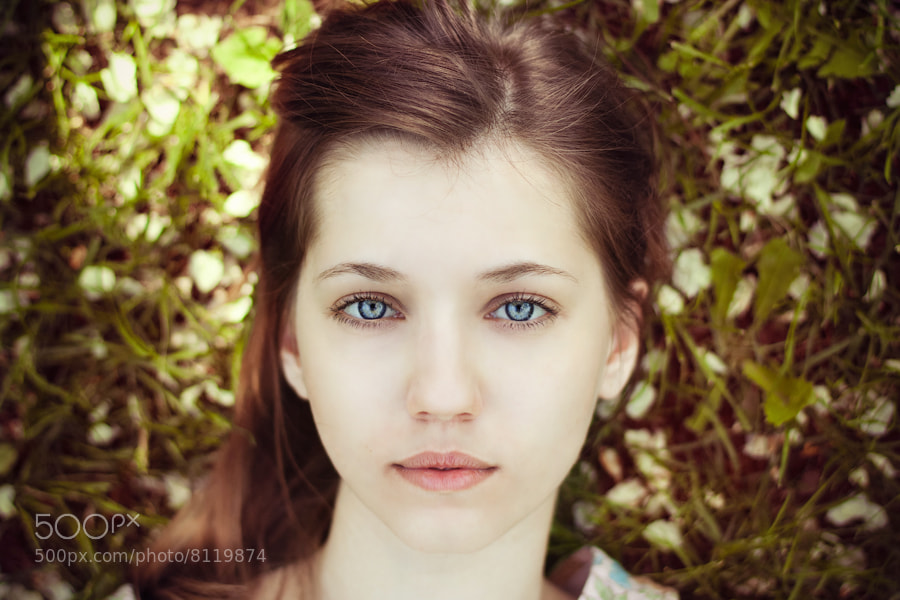 Photograph Nastya by Masha Rubtsova on 500px