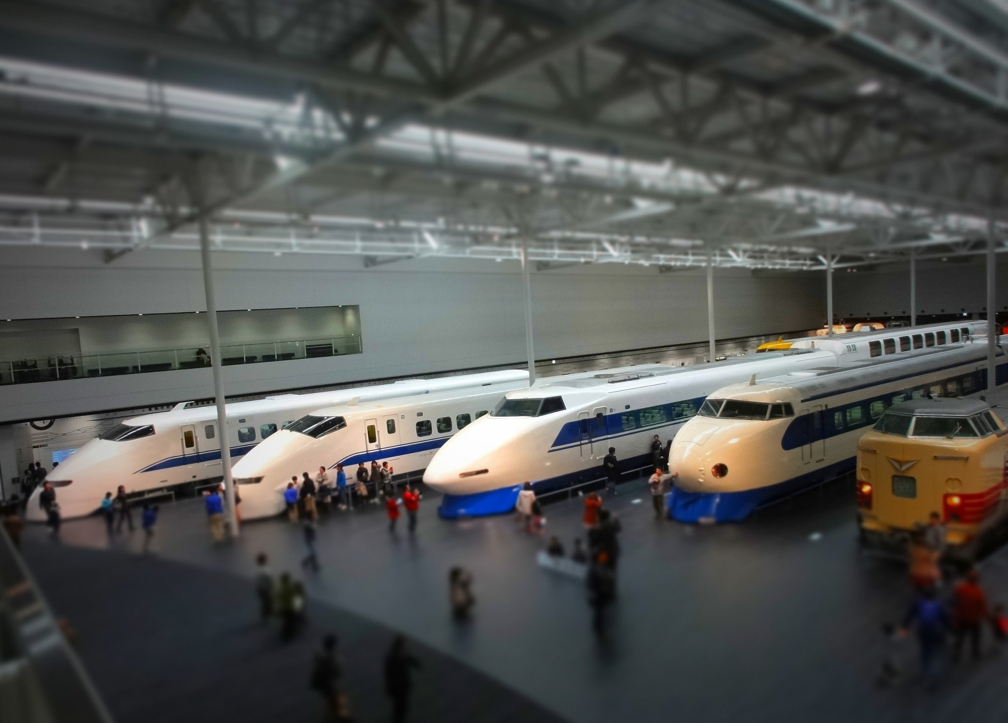 Photograph Trains@SCMAGLEV and Railway park by morino risa on 500px