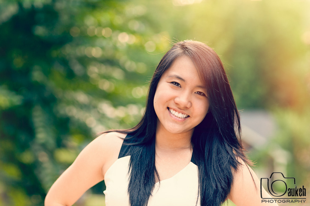 Photograph Phuong-Thao by Baukeh Photography on 500px