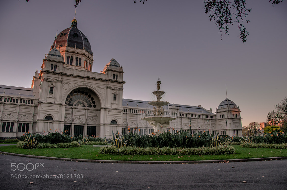 Photograph Royal Exhibition Centre by Ading Attamimi on 500px