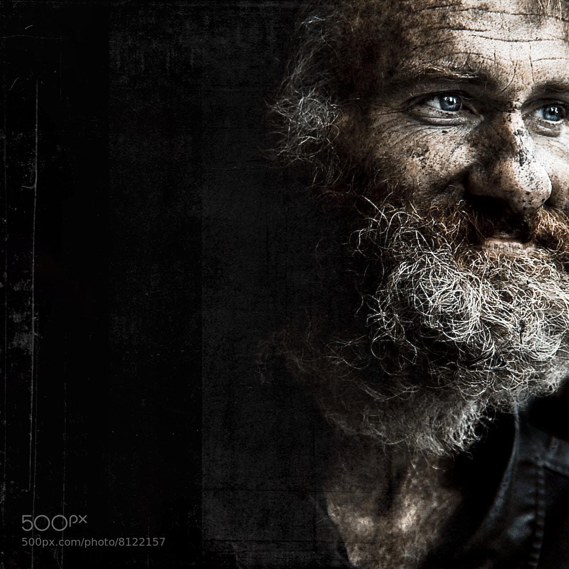 Photograph Hope Street. by Lee Jeffries on 500px