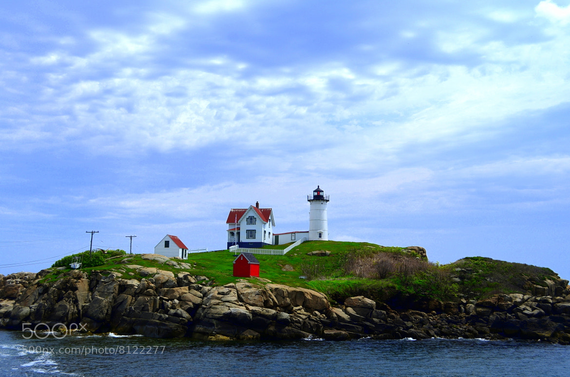 Photograph Nubble Lighthouse- York Beach by Jeff Fladen on 500px