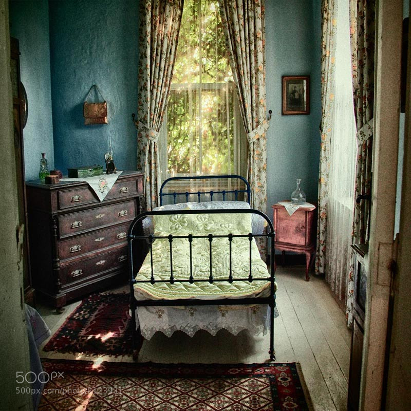 Photograph prince's island bedroom by Michal Krenz on 500px