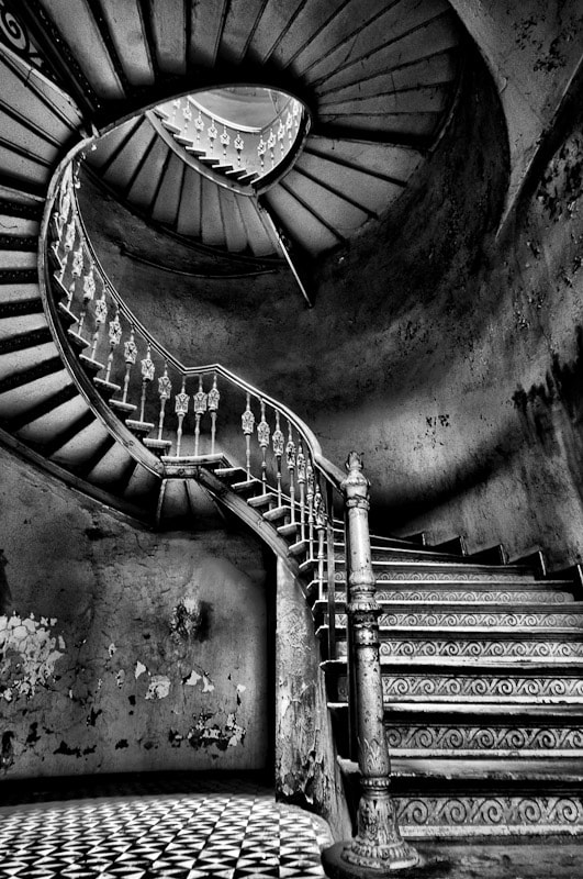Photograph Stairways 12 by Lukas Kapa on 500px
