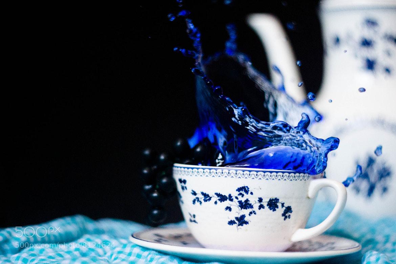 Photograph Plum tea by elizabeth ramos on 500px