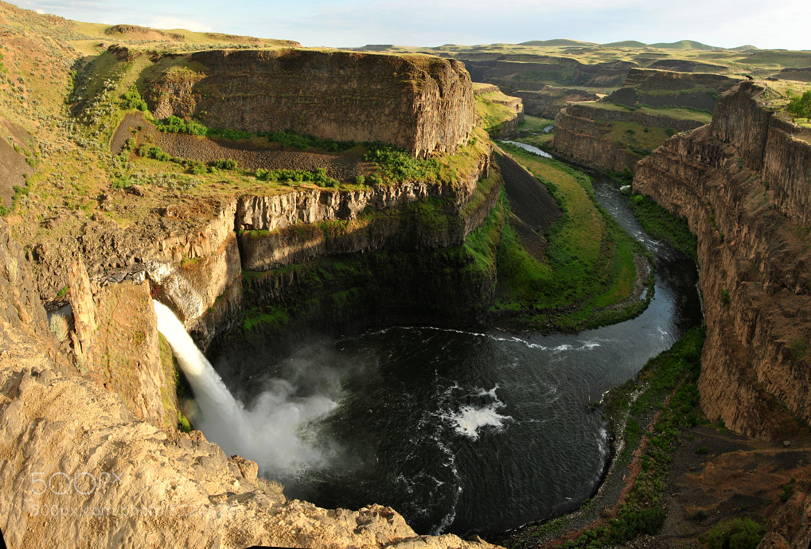 Photograph Palouse falls by Jayshree S on 500px