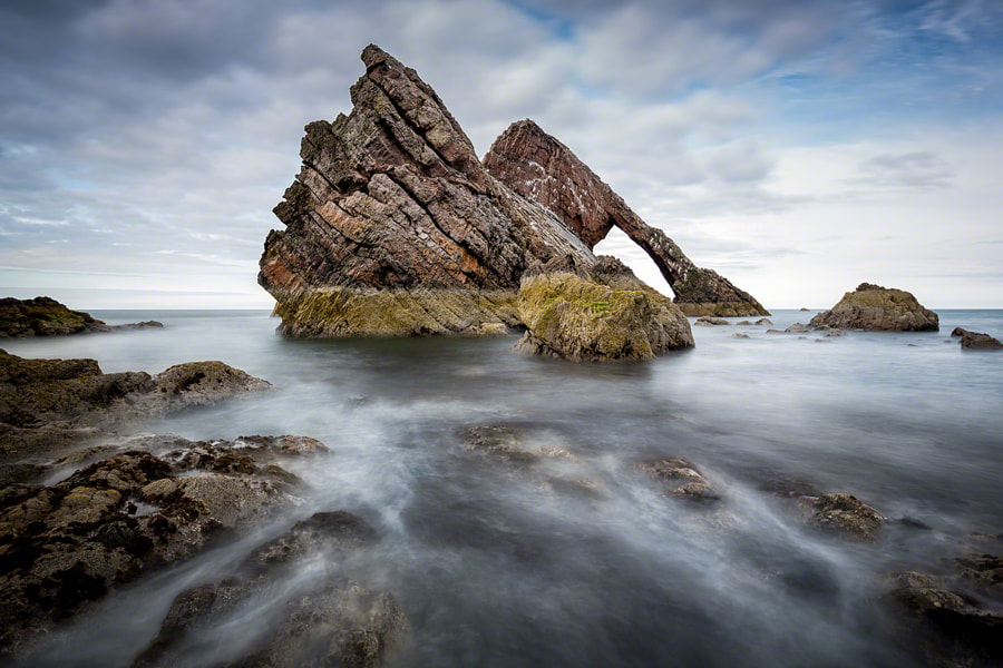 Photograph Bow Fiddle Rock by Craig McCormick on 500px