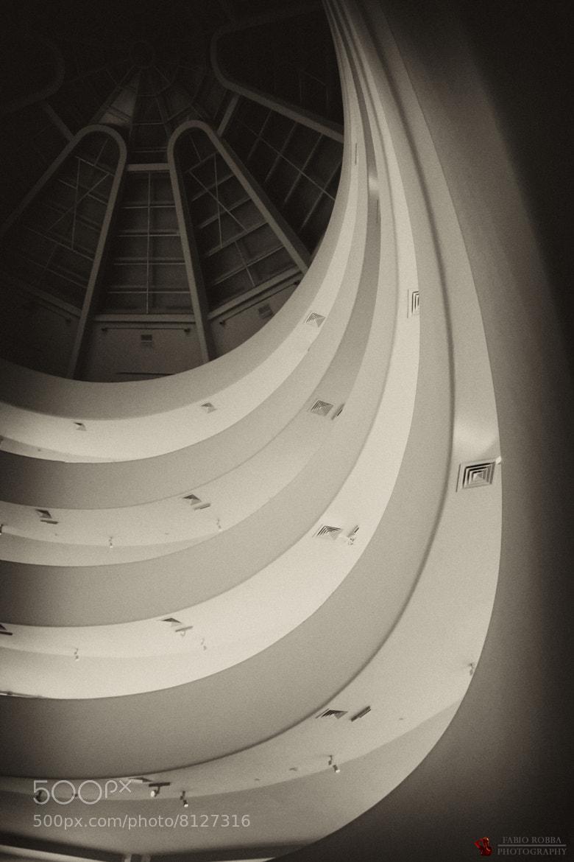 Photograph Guggenheim Museum by Fabio Robba on 500px