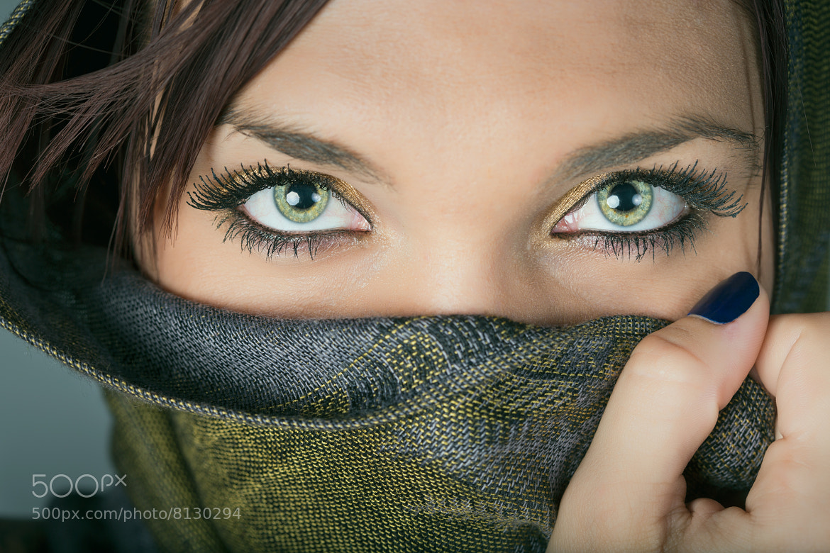 Photograph It's in the Eyes by Jeremy Hall on 500px