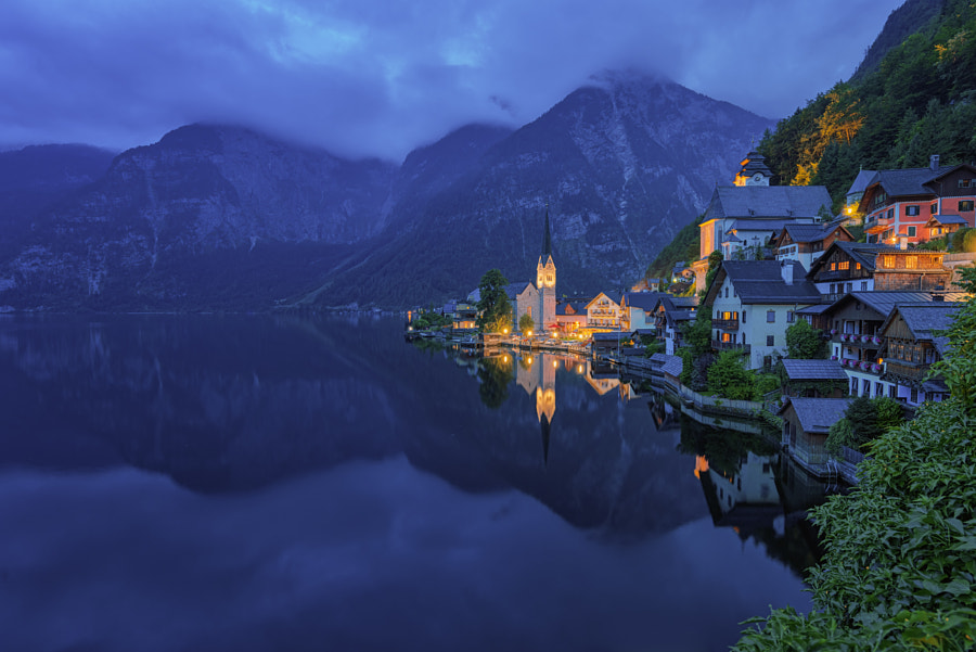 Heaven on a Lake by Brian Hammonds on 500px.com