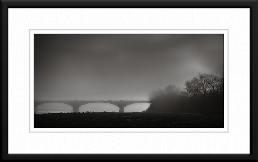 Photograph Fernbridge in Silhouette by Dave Keating on 500px
