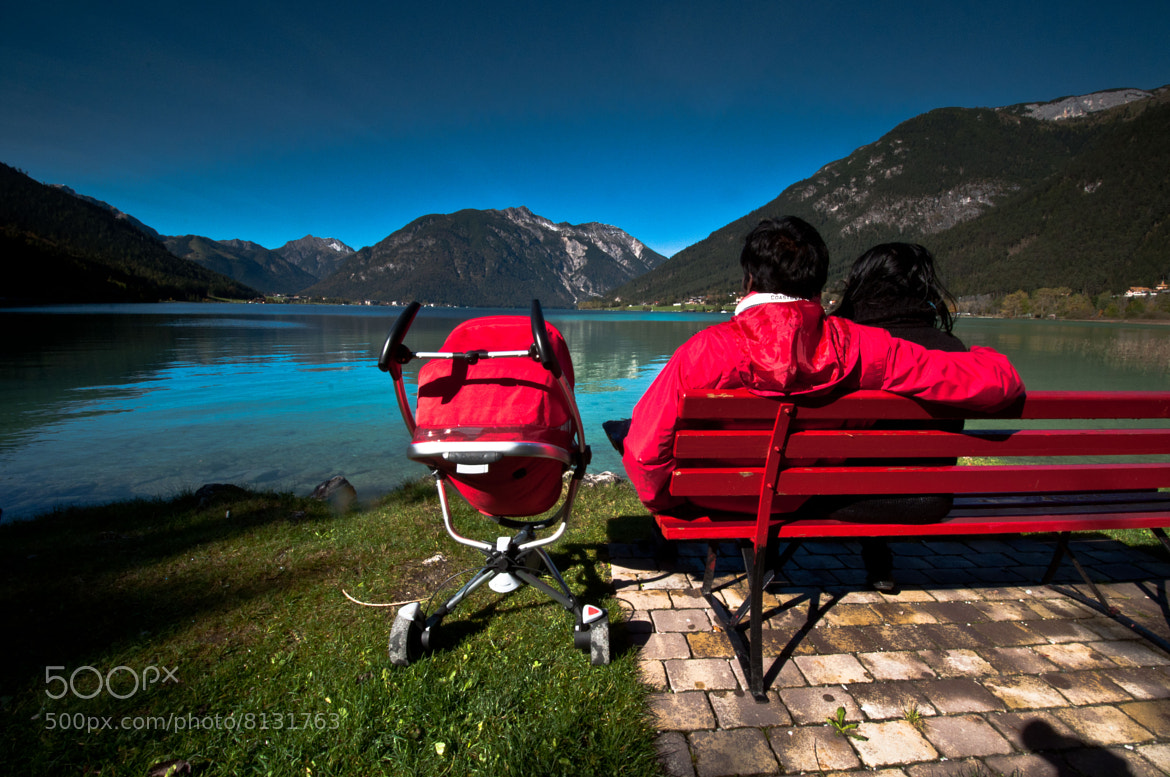 Photograph Family by the lake by Prasanth Nair on 500px