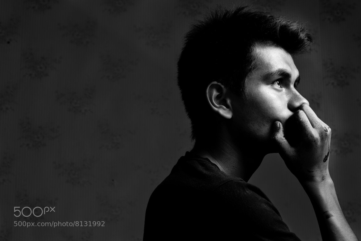 Photograph Selfportrait. by Sergio Soriano on 500px