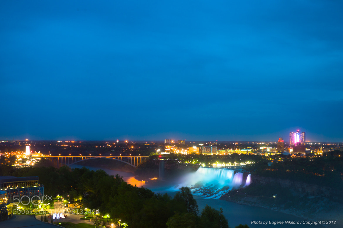 Photograph American Niagara falls by Eugene Nikiforov on 500px