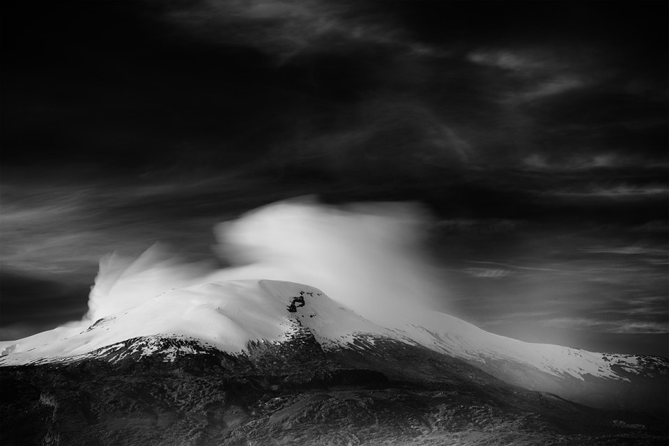 Photograph Volcano Nevado del Ruiz by Jonathan Duriaux on 500px