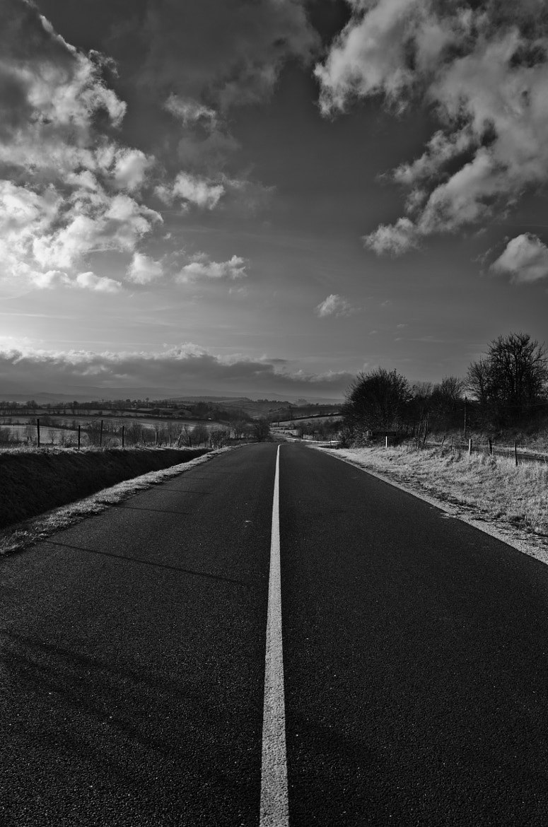 Photograph Endless road by greg dusud on 500px