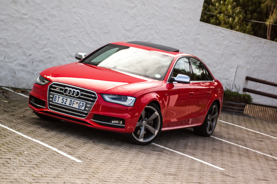 AudiS4 by Shawn  Jooste (shawnjooste) on 500px.com