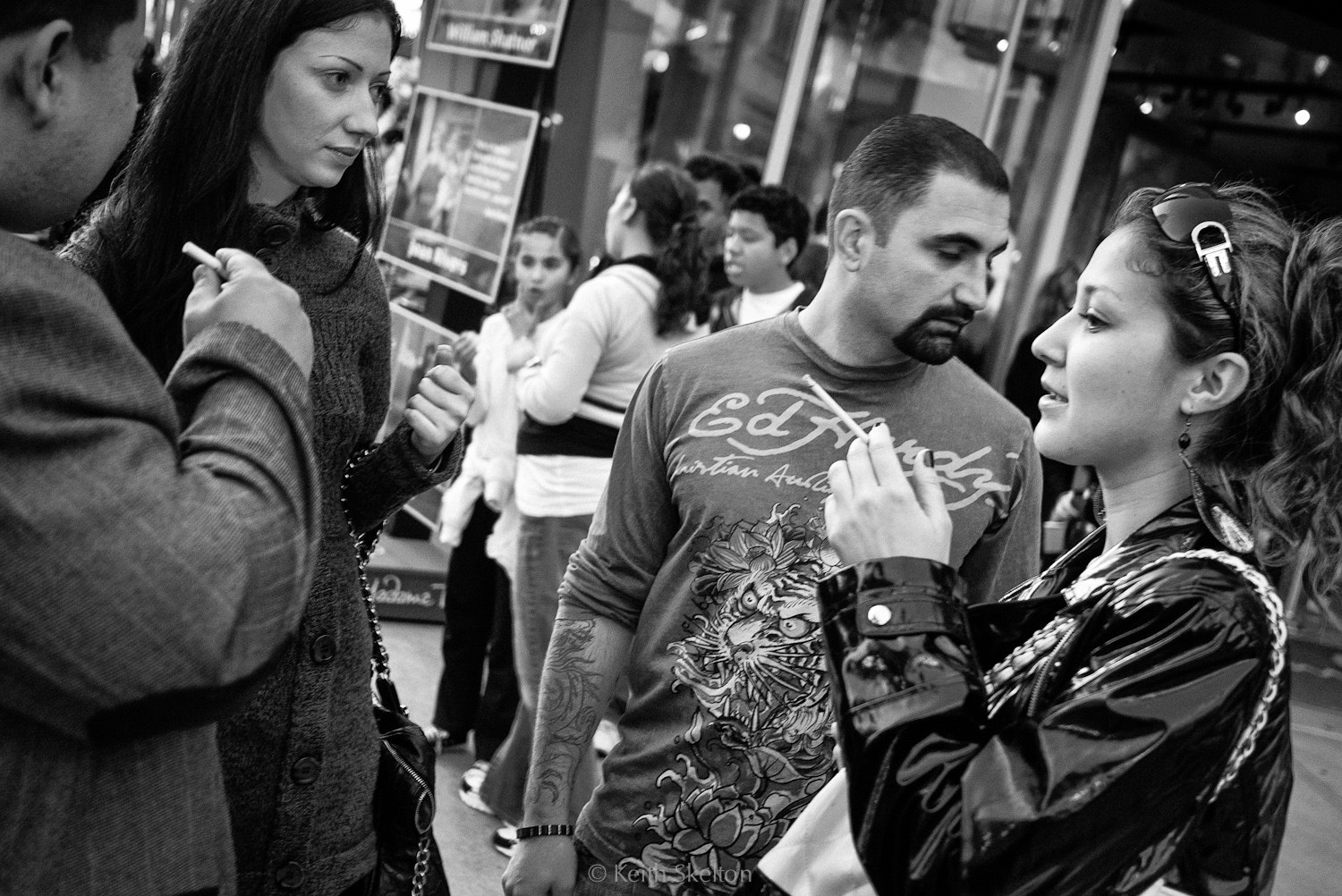 Photograph Los Angeles Street Photography by Keith Skelton on 500px