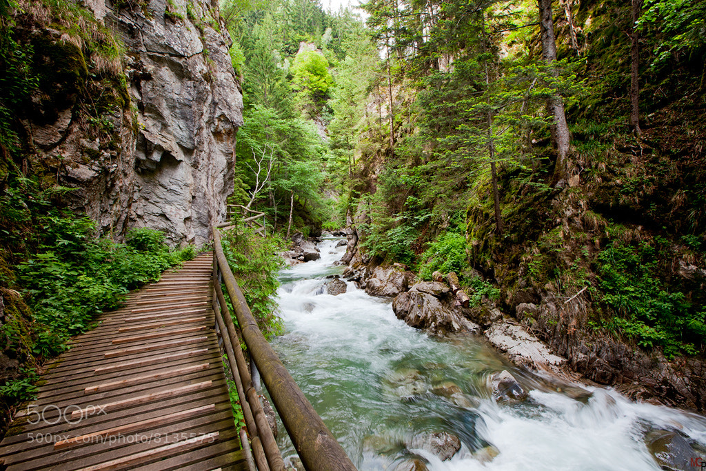 Photograph Groppensteinschlucht by Marc G on 500px