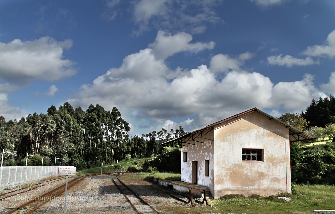 Photograph la estación by Marisol Penas on 500px