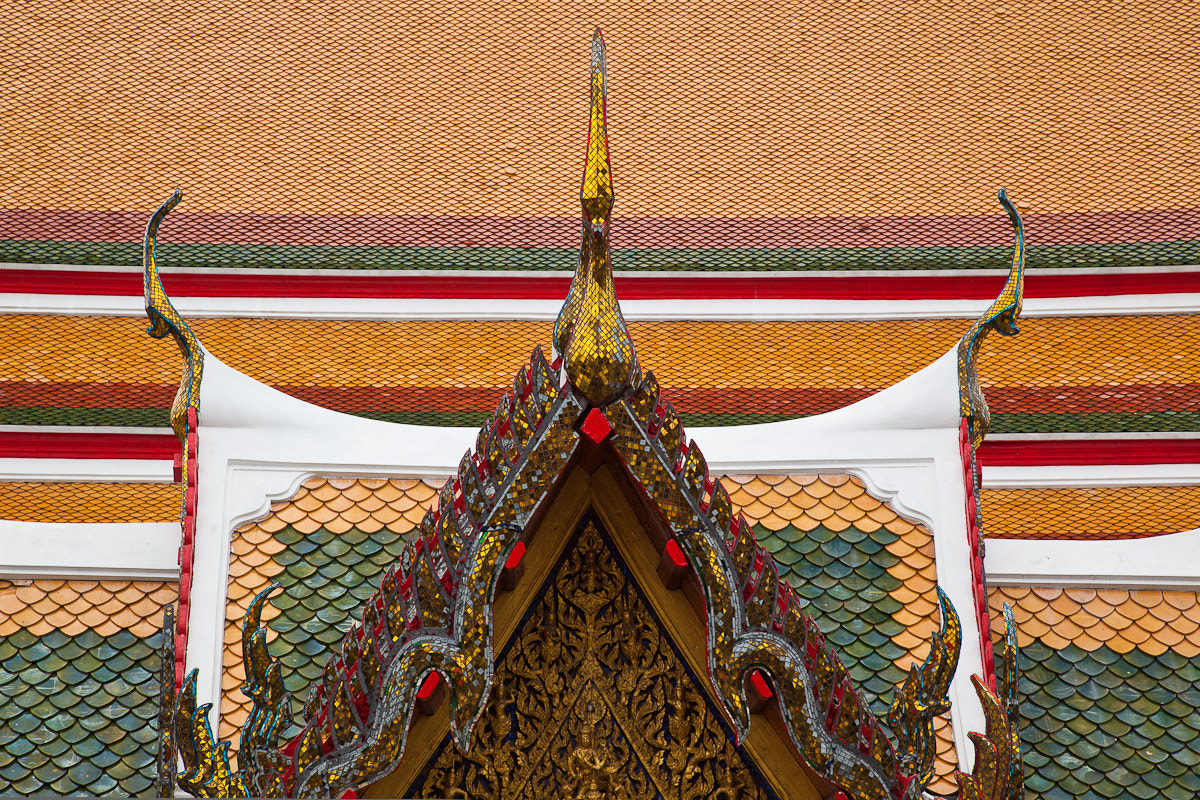 Photograph Temple Details, Thailand by Brenda Tharp on 500px