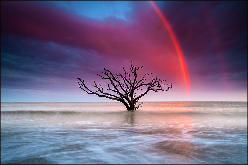 Photograph Rainbow Colors of Botany Bay at Sunset by Igor Laptev on 500px