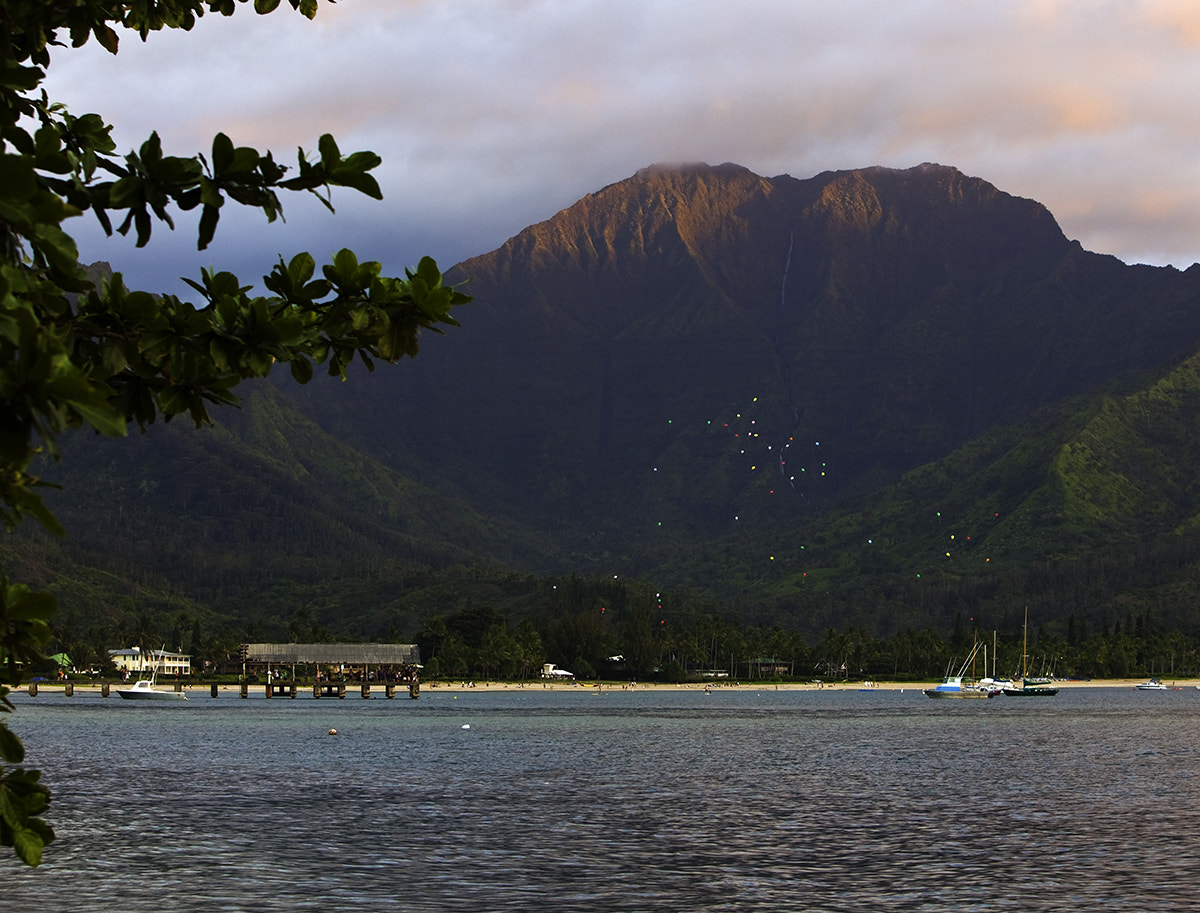 Photograph Hanalei Pier Party by Norm Cooper on 500px