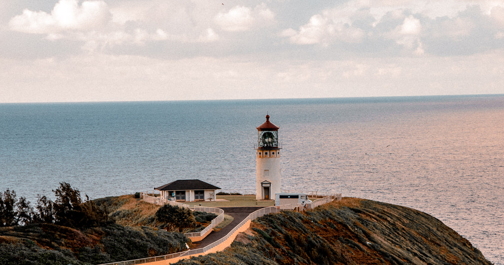 Photograph Lighthouse in the lightroom by AF Stabile on 500px