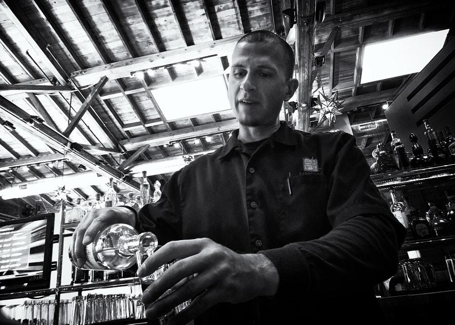 Bartender reposado