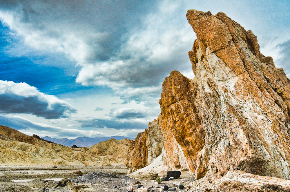 Photograph Death Valley Days by Jeff Revell on 500px