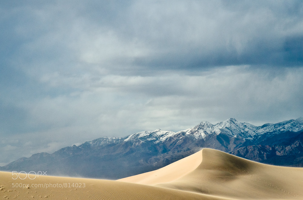 Photograph Peaks over dunes by Jeff Revell on 500px