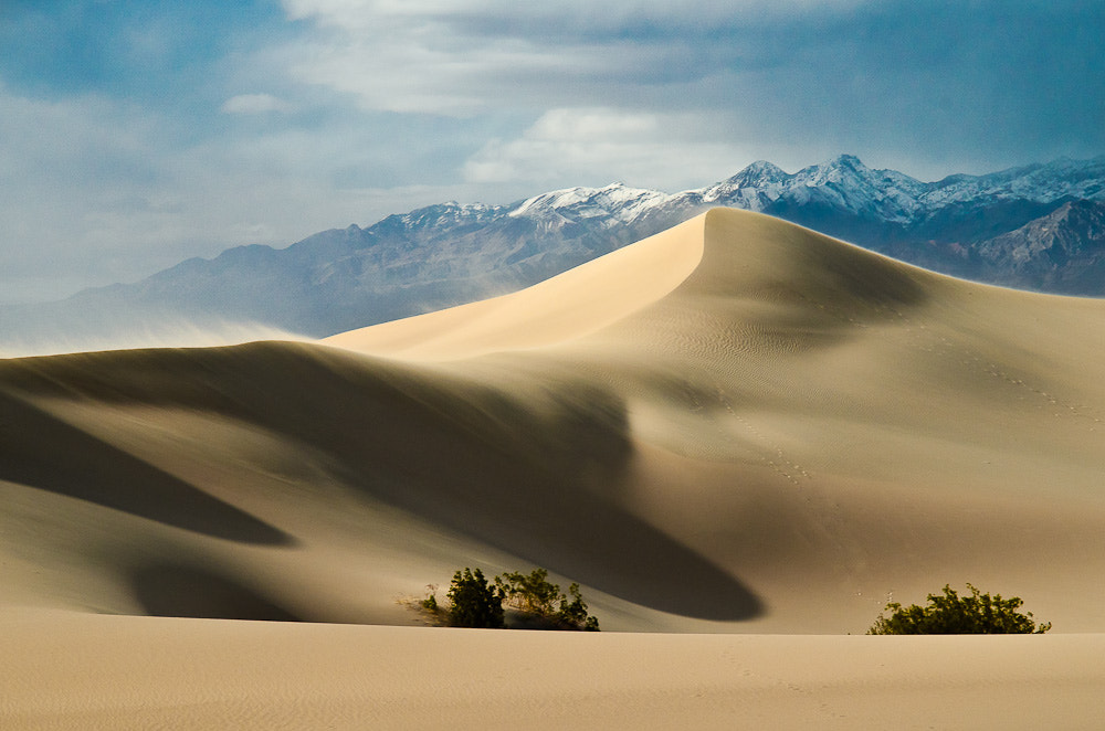 Photograph Drifting sands by Jeff Revell on 500px